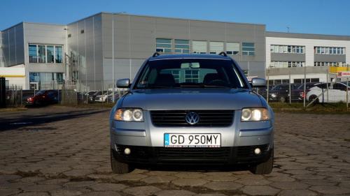 VW Passat 2004 1,8L Turbo  (2)