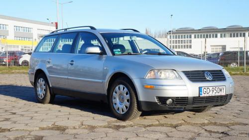 VW Passat 2004 1,8L Turbo  (3)