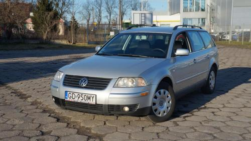 VW Passat 2004 1,8L Turbo  (4)