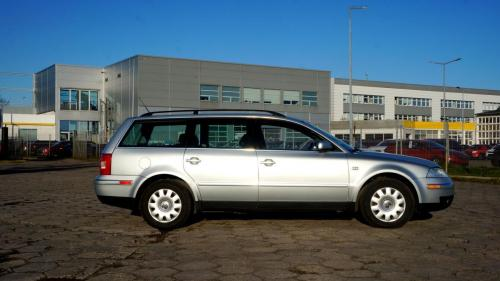 VW Passat 2004 1,8L Turbo  (5)