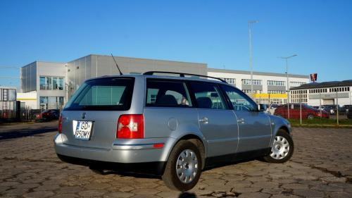 VW Passat 2004 1,8L Turbo  (6)