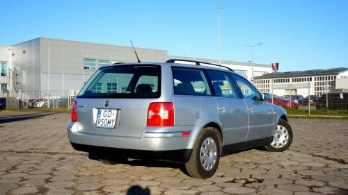 VW Passat 2004 1,8L Turbo  (7)
