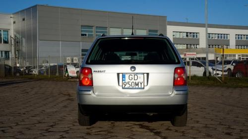 VW Passat 2004 1,8L Turbo  (9)