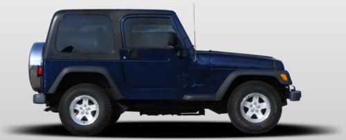 s Jeep Wrangler 2004 Profil